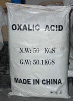 Acid oxalic