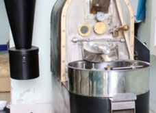 Máy rang cà phê 2 kg