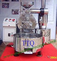 Máy rang cà phê 2kg