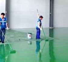 Dịch vụ thi công sơn nhà xưởng