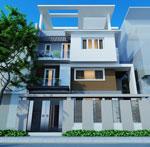 Thiết kế xây dựng nhà phố biệt thự