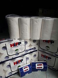 Giấy ăn giấy vệ sinh