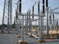 Kết cấu thép cột điện