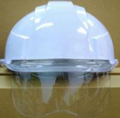 Mũ bảo hộ có kính bảo vệ