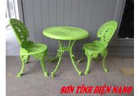 Sơn bàn ghế