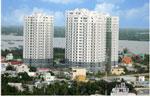 Thi công sơn căn hộ Phú Mỹ Thuận