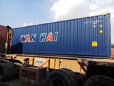 Vận tải container