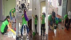 Dịch vụ vệ sinh nhà