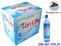 Nước Uống I-On Life 1.25Lít Thùng 12 Chai
