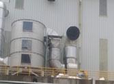 Hệ thống xử lý khí độc