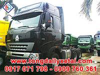 Xe tải đầu kéo Howo Sinotruck