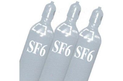 Khí Sulfur Hexafluoride - SF6