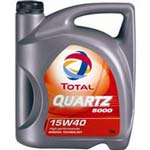 Total Quartz 5000 15W40