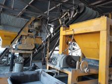 Máy móc dây chuyền sản xuất gạch Block