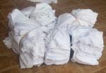 Vải lau trắng vi tính