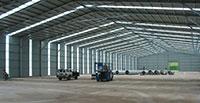 Nhà xưởng công nghiệp
