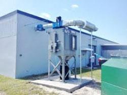 Hệ thống quạt hút công nghiệp