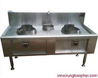 Bếp Á có lò hâm