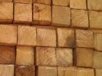 Phôi gỗ cao su xẻ sấy
