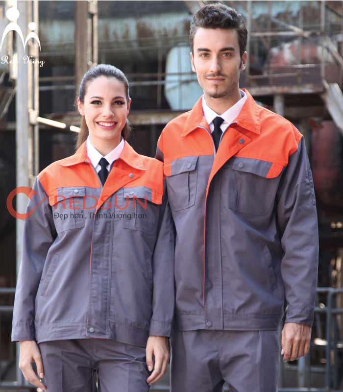 Đồng phục bảo hộ lao động kỹ thuật