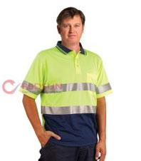 Đồng phục áo thun phản quang