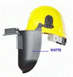 Mũ kính bảo vệ che mặt
