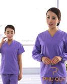 Đồng phục bệnh viện spa