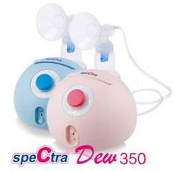 Máy hút sữa Spectra Dew 350