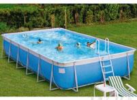 Xây dựng bể bơi thông minh