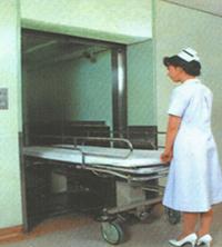 Thang máy bệnh viện BV 002