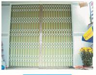 Lắp đặt sơn tĩnh điện cửa cổng