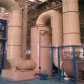 Thiết bị lọc bụi và xử lý khí thải kiểu ướt