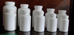 Chai nhựa ngành dược phẩm