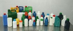 Chai nhựa ngành hóa chất