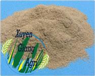 Cám gạo toa nghiền mịn