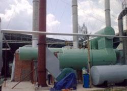 Lò hơi đốt than ống nước dạng KE