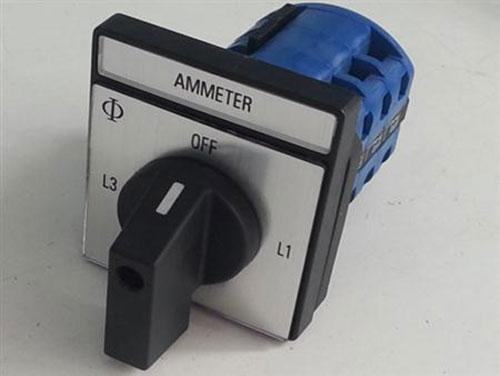 Khóa chuyển mạch ampe CA10-A058