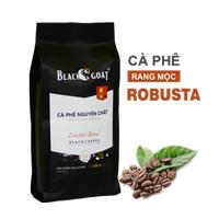 Cà phê rang mộc Robusta