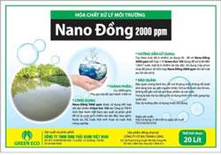 Nano đồng 2000 ppm