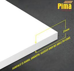 Tấm nhựa Pima 25mm