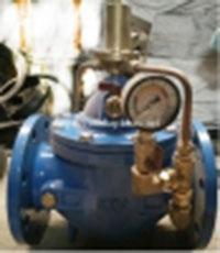 Van an toàn nước thủy lực