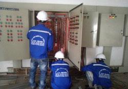 Nhà thầu cơ điện