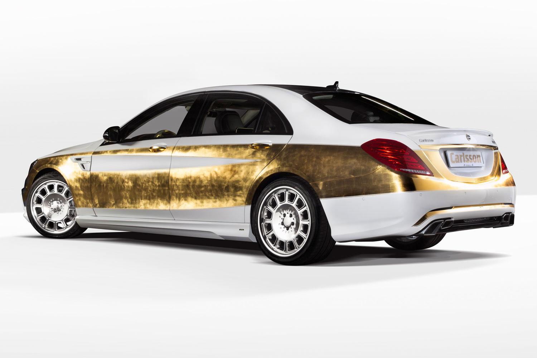 Dát vàng ô tô