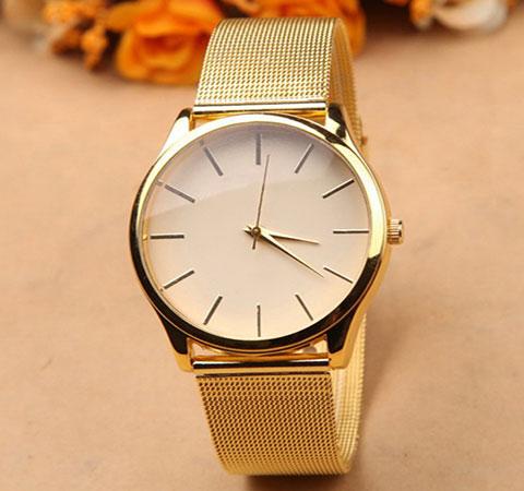 Mạ vàng đồng hồ