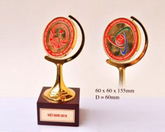 Kỷ niệm chương bằng đồng