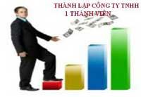 Tư vấn thành lập doanh nghiệp TNHH 1 thành viên