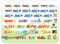 Danh sách kênh dvb-t2 đầu thu ltpvietnam