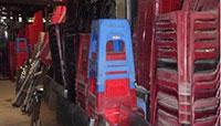 Thu mua bàn ghế nhựa