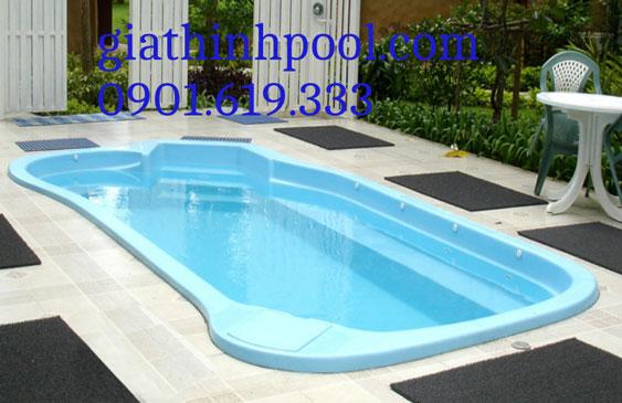 Xây dựng hồ bơi Composite