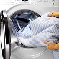 Giặt là drap giường
